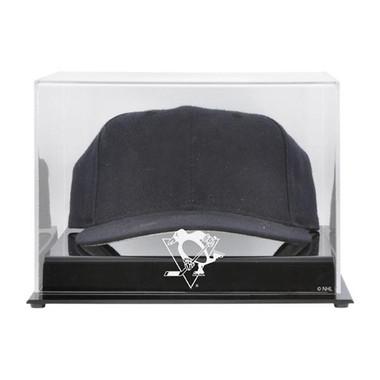 Acrylic Cap Pittsburgh Penguins Display Case