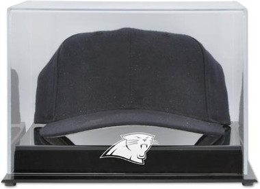 Acrylic Cap Panthers Display Case