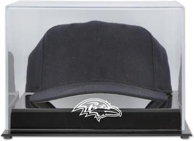 Acrylic Cap Ravens Display Case