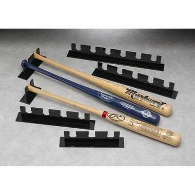 4 Baseball Bat Holder Display Case