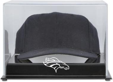 Acrylic Cap Broncos Display Case