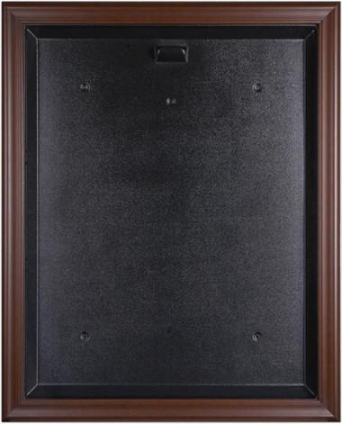 Brown Framed Jersey Case