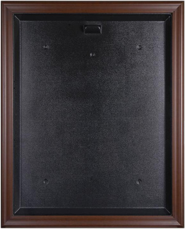 Brown Framed Jersey Case