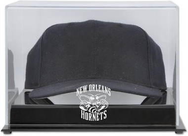 New Orleans Pelicans Acrylic Cap Display Case