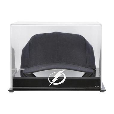 Acrylic Cap Tampa Bay Lightning Display Case