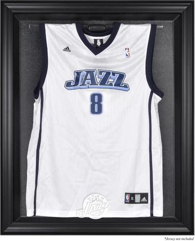 Utah Jazz Black Framed Jersey Display Case