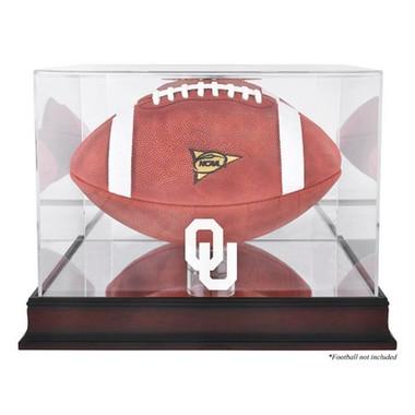 University of Oklahoma Mahogany Football Case
