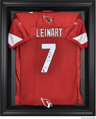 Black Framed Cardinals Jersey Display Case