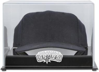 San Antonio Spurs Acrylic Cap Display Case