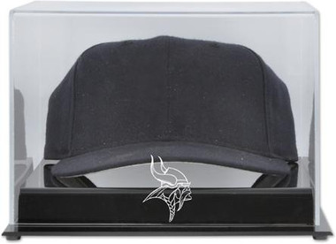Acrylic Cap Vikings Display Case