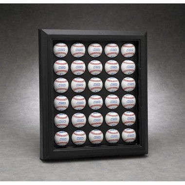 30 Baseball Display Case - Executive