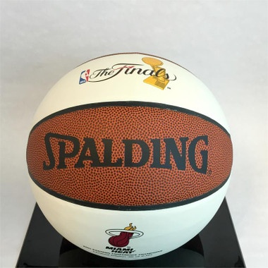 Miami Heat 2011 NBA Championship Appearance Basketball