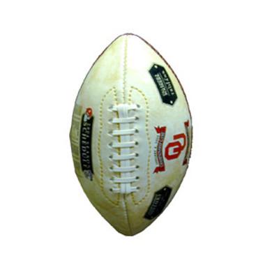 Oklahoma Sooners 2004 Championship Mini Football
