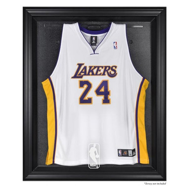 NBA Logo Black Framed Jersey Display Case