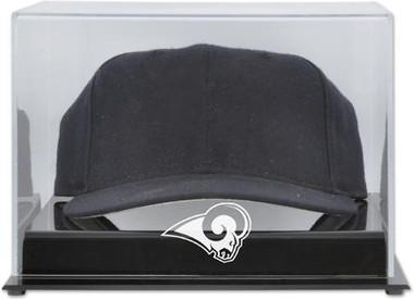 Acrylic Cap Rams Display Case