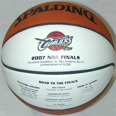 Cleveland Cavaliers NBA Finals Appearance 2007 Basketball