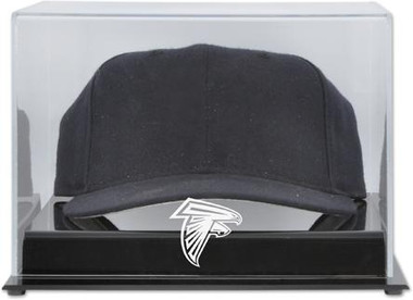 Acrylic Cap Falcons Display Case