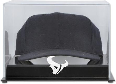 Acrylic Cap Texans Display Case
