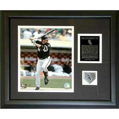 Paul Konerko 2005 White Sox Photo Plaque