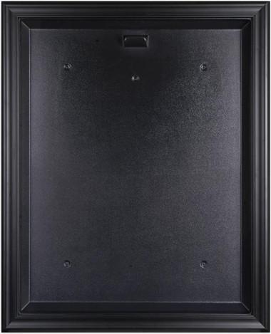 Black Framed Jersey Case
