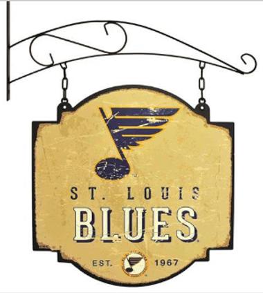 St. Louis Blues Tavern Sign - 16x16