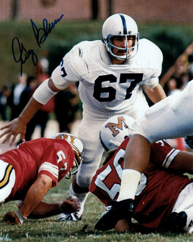 Greg Buttle Autographed Penn State 8x10 Photo