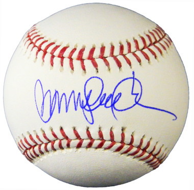 Ryne Sandberg Signed Official MLB Baseball