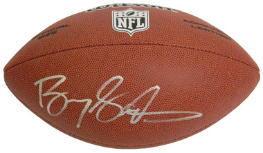 Barry Sanders Signed Wilson NFL Limited Full-Size Football