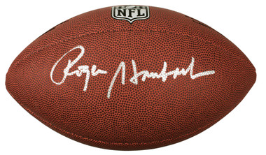 Roger Staubach Signed Wilson Limited Full Size NFL Football