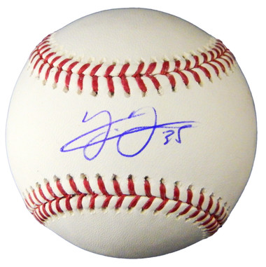 Frank Thomas Signed Rawlings MLB Baseball