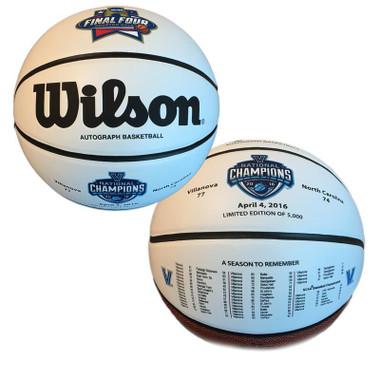 Villanova university 2016 NCAA Championship Basketball