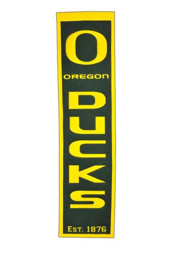 Oregon Ducks Heritage Banner - 32x8