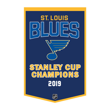 St. Louis Blues Dynasty Banner