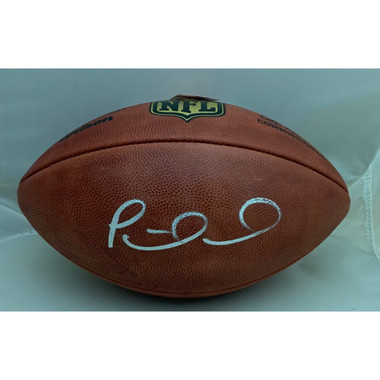 Patrick Mahomes Autographed Football - Kansas City Chiefs NFL Game Model Duke Authentic PSA DNA COA