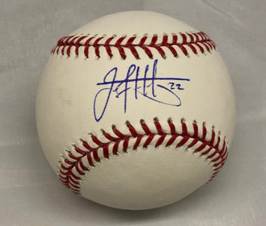 Jack Flaherty St. Louis Cardinals Autographed Official Rawlings MLB Baseball