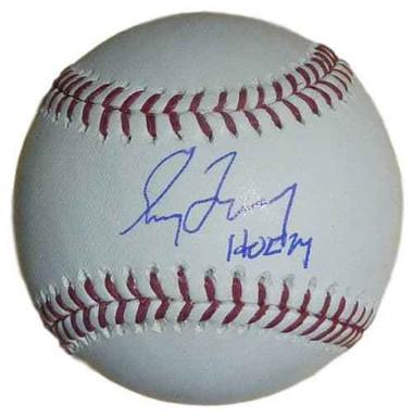 Greg Maddux Autographed Baseball - Chicago Cubs and Atlanta Braves OML HOF JSA