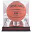 Antique Mahogany Basketball Display Case