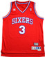 Allen Iverson Autographed Philadelphia 76ers Adidas Swingman Jersey