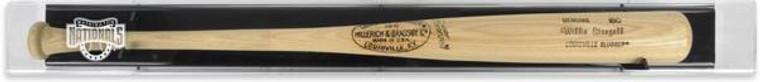 Deluxe Baseball Bat Nationals Display Case