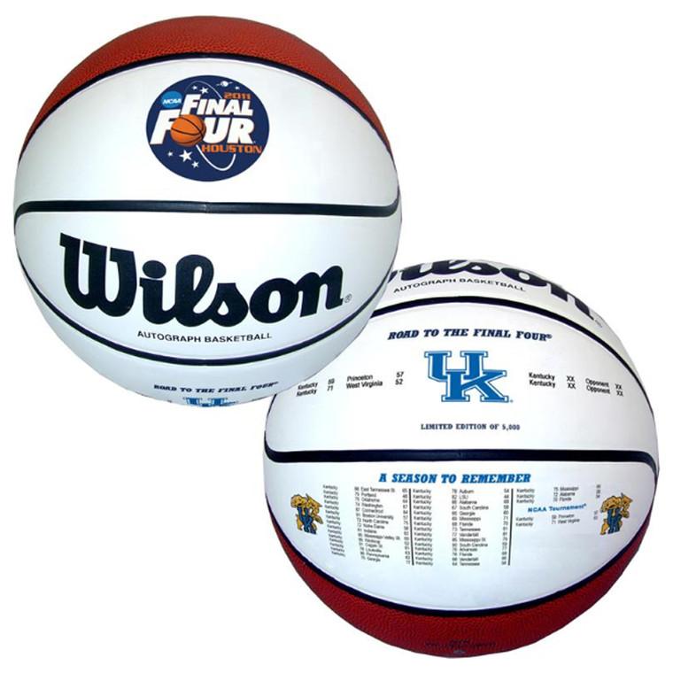 University of Kentucky Wildcats Basketball - 2011 Final Four Appearance
