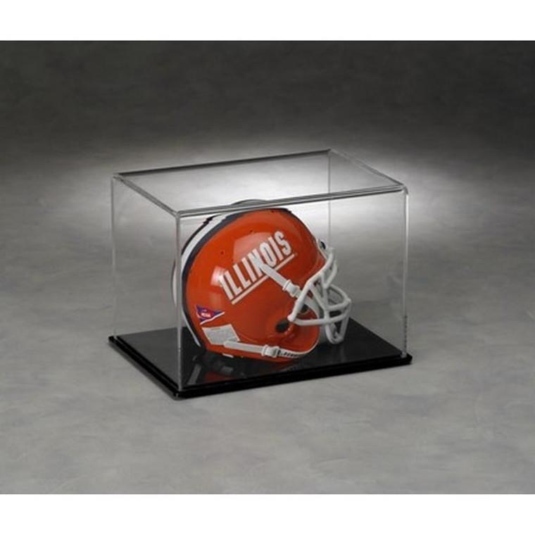 Football Mini Helmet Display Case