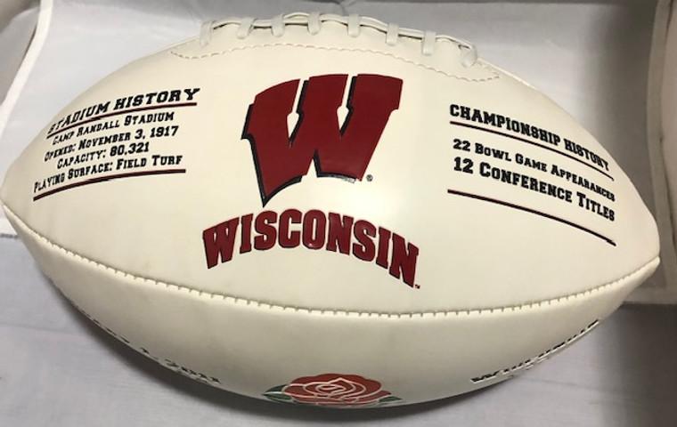 Wisconsin Badgers 2010 Big 10 Champion Season to Remember Football