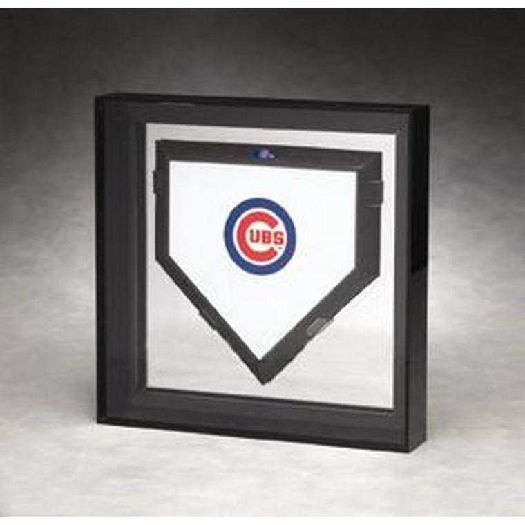 Homeplate Display Case - Elite Full Size Baseball