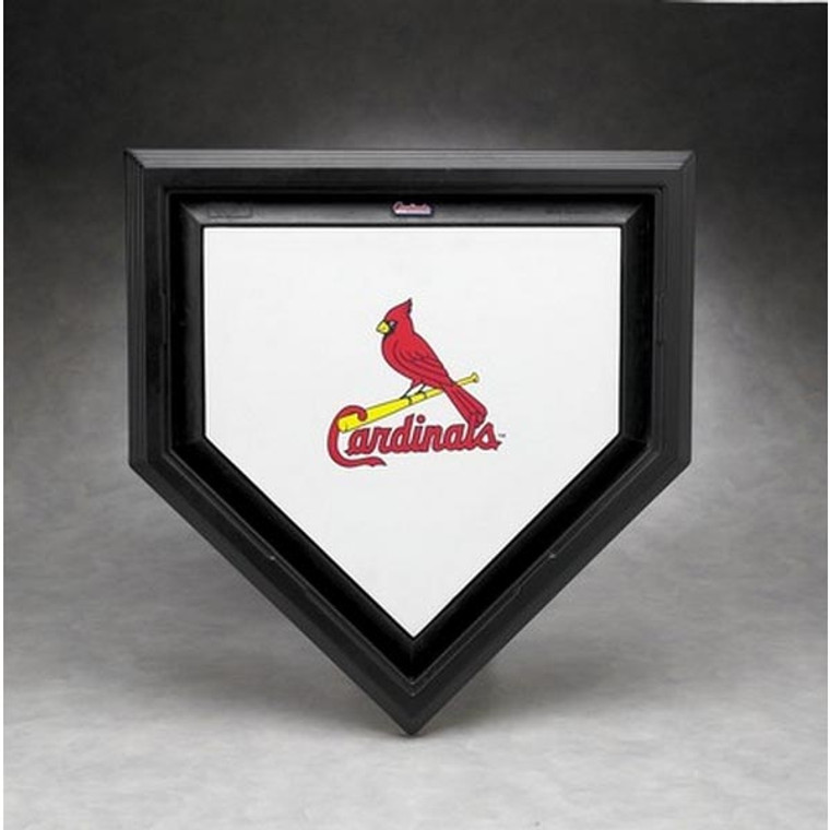 Full Size Home Plate Display Case - Executive Baseball