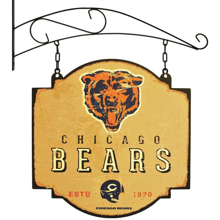 Chicago Bears Tavern Sign 16x16