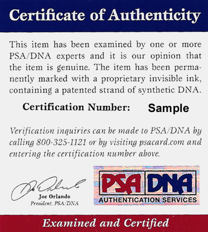 "Walter Payton Autograped Photo - Chicago Bears 8x10 inscribed ""Sweetness"" COA PSA/DNA"