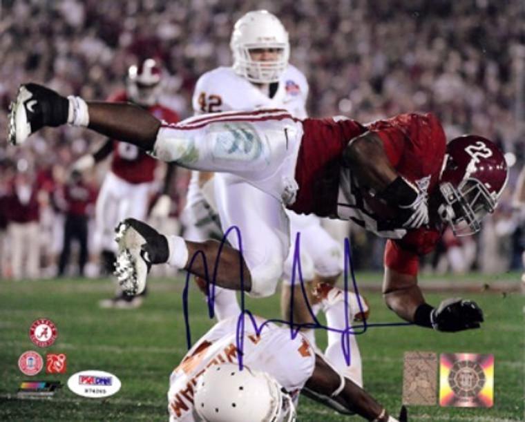 Mark Ingram Autographed 8x10 Photo - Alabama Crimson Tide PSA/DNA RookieGraph