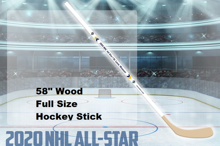 NHL All Star Game Commemorative Hockey Stick