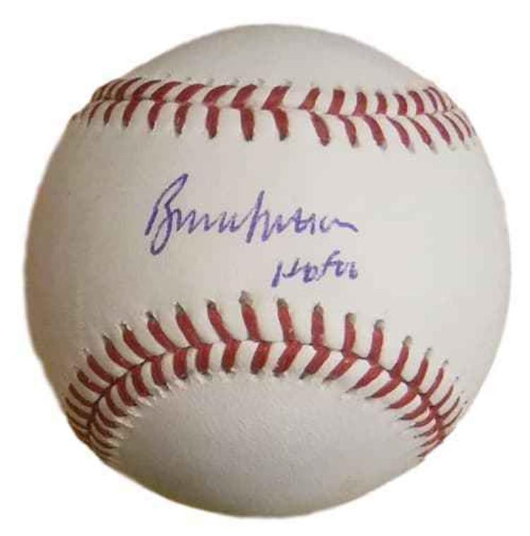 Bruce Sutter Autographed Baseball - St Louis Cardinals Rawlings OML HOF JSA