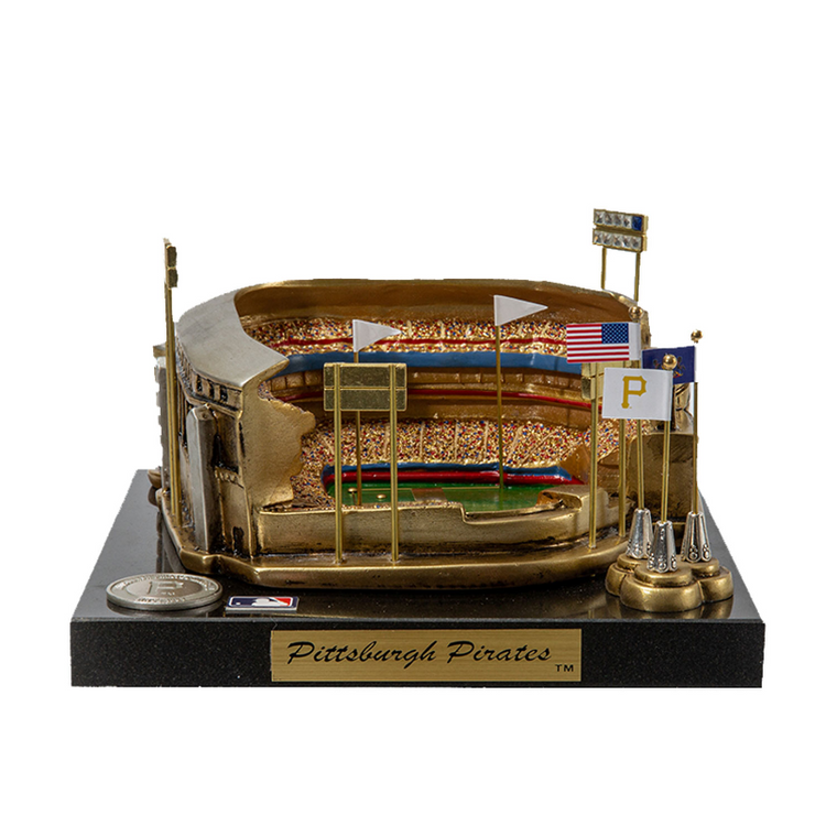 PNC Park Pittsburgh Pirates - Stadium Rendition with Display Case